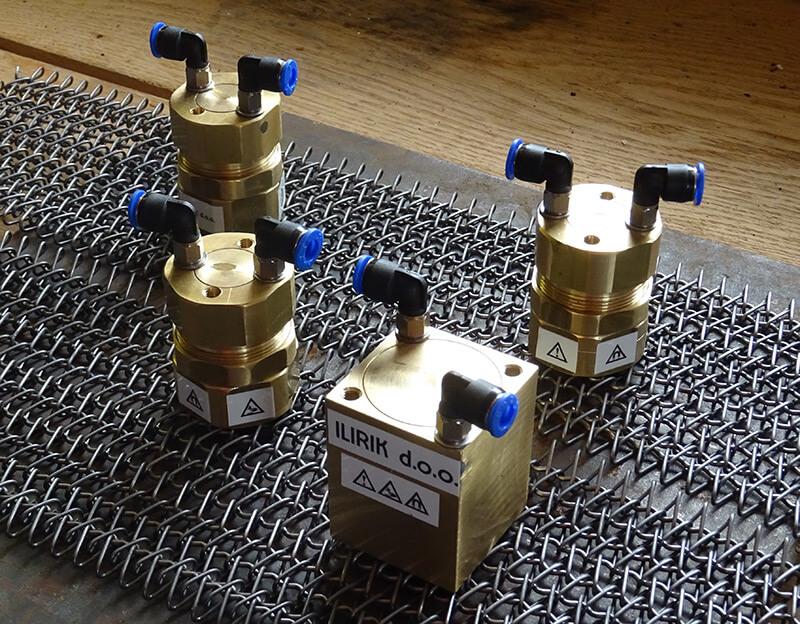 Pneumatische und Hydraulische Magnete