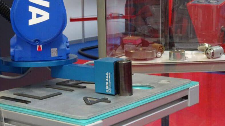Robotergreifer für die Industrie